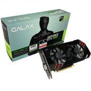 Placa de Vídeo GeForce GTX 1060 OC 6GB DDR5 192 Bits DVI/HDMI/DP 60NRH7DSR4BY - Galax