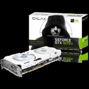 Placa de Vídeo GeForce GTX 1070Ti EX-SNPR White 8GB GDDR5 256 Bit 70ISH6DHN1WS - Galax