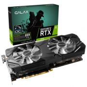 Placa de Vídeo GeForce RTX 2070 EX 8GB GDDR6 1 Click OC 256 Bits 27NSL6MPX2VE - Galax