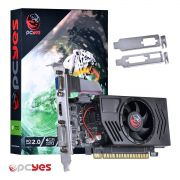 Placa de Video GT 730 4GB DDR3 128Bits com Kit Low Profile PV73012804D3LP - Pcyes