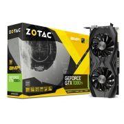 Placa de Vídeo GeForce GTX 1080Ti 11GB DDR5 AMP Edition ZT-P10810D-10P - Zotac