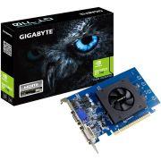 Placa de Vídeo NVIDIA GT 710 1GB, DDR5, 64 Bits GV-N710D5-1GI - Gigabyte