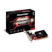 Placa de Vídeo Radeon R5 230 2GB DDR3 AXR5 230 2GBK3-HE - Power Color