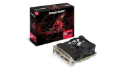 Placa de Vídeo Radeon RX550 2GB GDDR5 128Bits AXRX 550 2GBD5-DHA/OC - Power Color