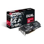 Placa de Vídeo Radeon RX 580 8GB GDDR5 256Bits DUAL-RX580-O8G - Asus