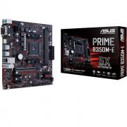 Placa Mãe AM4 B350M-E DDR4, AI Suite 3, Ai Charger, CrashFree BIOS3, 1x M.2 Soq 3 - Asus
