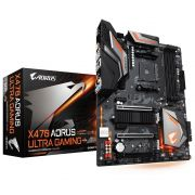 Placa Mãe AM4 X470 Aorus Ultra Gaming DDR4 - Gigabyte