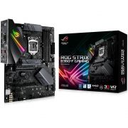Placa Mãe LGA 1151 ATX Rog Strix B360-F Gaming  DDR4, USB 3.1, Aura RGB, Dual M.2 - Asus