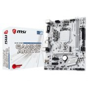 Placa Mãe LGA 1151 H310M Gaming Artic DDR4 HDMI/DVI - MSI