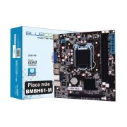 Placa Mãe LGA 1155 BMBH61-M HDMI/VGA - Bluecase