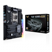 Placa Mãe LGA 2066 TUF X299 MARK 2 DDR4 LED RGB - Asus