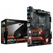 Placa Mãe LGA 2066 X299 Aorus Gaming 3 DDR4 - Gigabyte