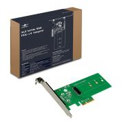 Placa PCI-E x4 Adaptador para SSD M.2 NVME UGT-M2PC100 - Vantec