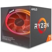Processador AM4 Ryzen 7 2700X c/ Wraith Prism Cooler, Octa Core, Cache 20MB, 3.7GHz, YD270XBGAFBOX - AMD