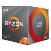 Processador AM4 Ryzen 7 3700X 3.6GHz (4.4GHz Max Turbo) 32MB 100-100000071BOX - AMD