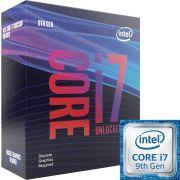 Processador LGA 1151 i7 9700KF Cache 12MB 3.6Ghz (4.9Ghz Max Turbo) sem vídeo BX80684I79700KF - Intel
