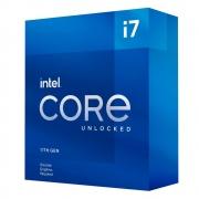 Processador LGA 1200 Core i7 11700KF 11ª Geração Cache 16MB 3.6 GHz BX8070811700KF - intel
