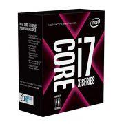 Processador LGA 2066 7ª Geração i7-7740X 4.3GHz (4.5GHz Max Turbo) Cache 8MB BX80677I77740X - Intel