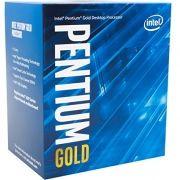 Processador 8ª Geração LGA 1151 Pentium Gold G5400 3.70Ghz 4MB BX80684G5400 Box - Intel