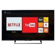 Smart TV LED 49, 4K HDR, 4K X-Reality Pro, Dolby Digital Plus e Wi-Fi KD-49X705E -Sony