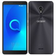 Smartphone 3C 5026J, Quad Core, Android 7.0, Tela 6, 13MP, 16GB, 3G, Dual Chip Preto - Alcatel