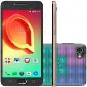 Smartphone A5 Max LED Edition 5085N 32GB dourado - Alcatel