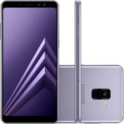 Smartphone Galaxy A8 SM-A530F, Octa Core 2.2Ghz, Android 7.1, Tela 5.6 Super AMOLED, 64GB, 16MP, 4G, Ametista - Samsung