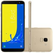 Smartphone Galaxy J6 SM-J600GZKBZTO, Octa Core, Android 8.0,Tela 5.6, 32GB, 13MP, TV Digital HD, Dual Chip, Dourado - Samsung