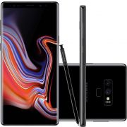Smartphone Galaxy Note 9 SM-N9600, Octa-Core, Android 8.1, Tela 6.4, 128GB, 12+12MP, 4G, Dual Chip Preto - Samsung