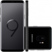 Smartphone Galaxy S9 SM-G9600, Octa Core, Android 8.0, Tela 5.8, 128GB, 4GB RAM,12MP, 4G, Preto - Samsung