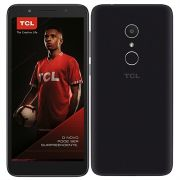 Smartphone L9 Dual Chip, Preto, Tela 5.3, 3G+WiFi, Android Oreo Go, 13MP + 8MP, 16GB, TV Digital - TCL