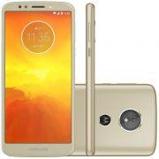 Smartphone Moto E5 XT1944 Quad-Core, Android 8.0, Tela 5.7 16GB, 13MP, 4G, Dual Chip Dourado - Motorola