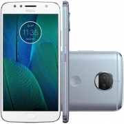 Smartphone Moto G5 S Plus TV Digital XT1802 Octa-Core Android 7.1, Tela 5.5, 32GB, 13MP, 4G, Dual Chip Azul Topázio - Motorola