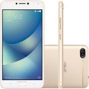 Smartphone Zenfone 4 MAX ZC554KL-4G014BR Octa Core, Android 7, Tela 5,5, 32GB, 13MP, 4G, Dual Chip Dourado - Asus