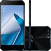Smartphone Zenfone 4 ZE554KL-1A055BR Octa Core, Android 7, Tela 5,5, 64GB, 4GB RAM, 12MP, 4G, Dual Chip Preto - Asus