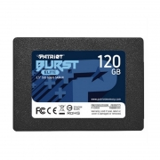 SSD BURST ELITE PE000775 120GB SATA III PBE120GS25SSDR - PATRIOT