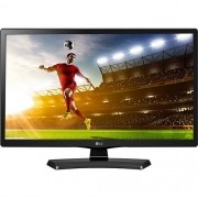 TV 23,6 Led HD 24MT49DF-PS, USB, HDMI, Função Monitor, DTV, Gaming Mode, Time Machine Ready - LG