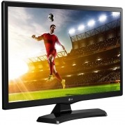 TV LED 19,5 20MT49DF-PS HD com Conversor Digital 1 HDMI 1 USB 60Hz Time Machine Ready Preta - LG