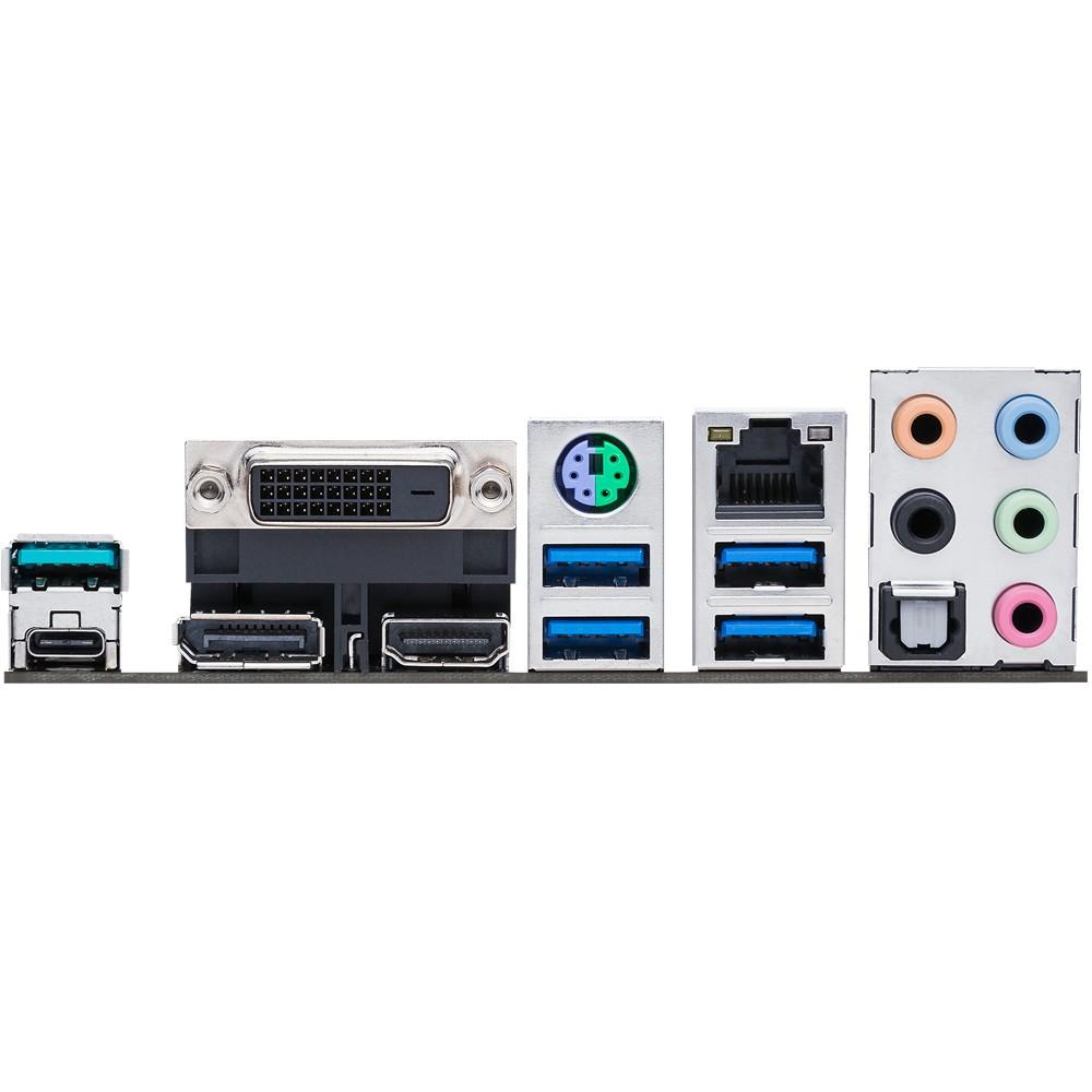 Placa Mãe LGA 1151 Prime Z270-A, 4x DDR4, Rede Intel, ThunderboltEX, Áudio DTS, Aura - Asus