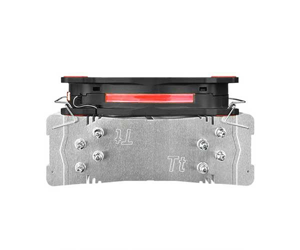 Cooler Riing Silent 12 120mm Led Red CL-P022-AL12RE-A - Thermaltake