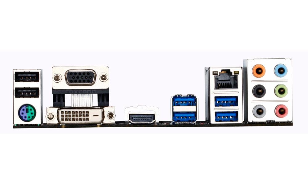 Placa Mãe LGA 1150 GA-Z87M-D3H (S/V/R) - Gigabyte