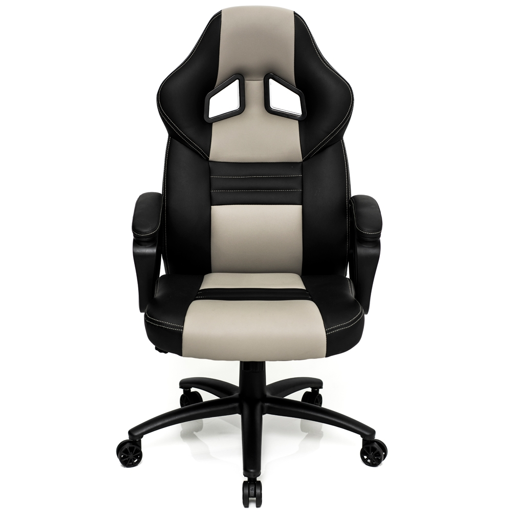 Cadeira Gaming GTS Grey (10238-4) - DT3 Sports