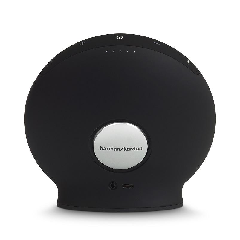 Caixa de Som Portátil Onyx Mini 16W RMS Preta ONYXMINIBLKEU - Harman Kardon