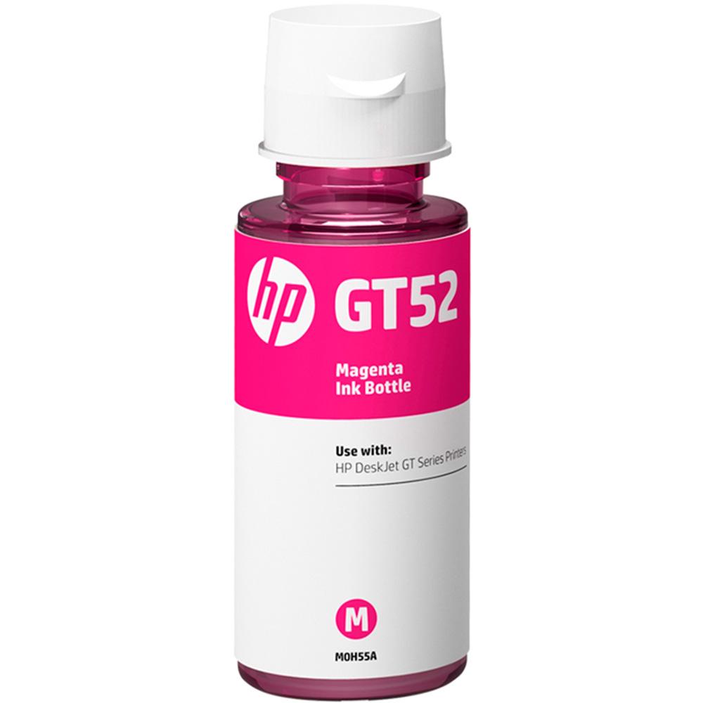 Garrafa de Tinta GT52 Magenta M0H55AL 70ml - HP