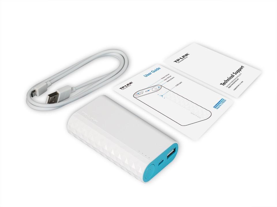 Carregador Portátil porta USB com 5200mAh TL-PB5200 - TP-Link
