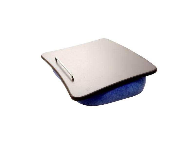Suporte Portátil para Notebbok E-BASE com almofada confortável (Várias Cores) - Ozom