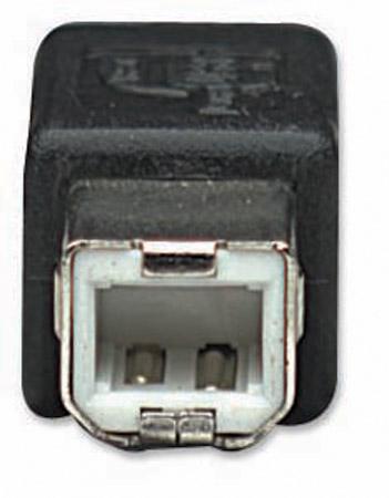 Cabo USB 2.0 Duplo (A) Macho (B) Macho 305952 - Manhattan