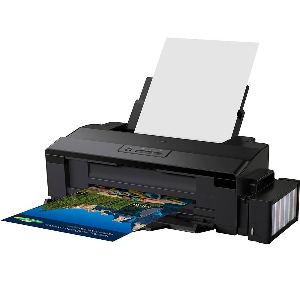 Impressora Fotográfica Ecotank Colorida USB 2.0 A3+ L1800 - Epson