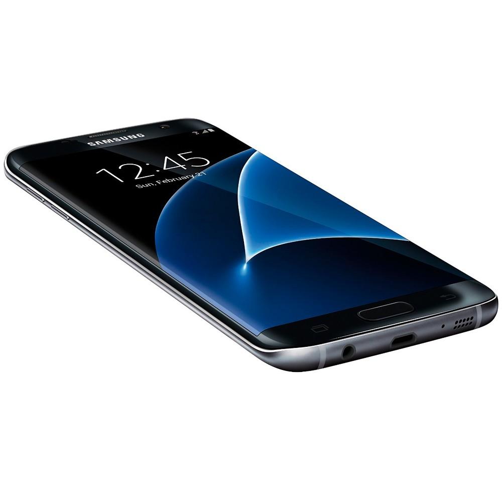 Smartphone Galaxy S7 Edge G935F, Octa Core 2.3Ghz, Android 6.0, Tela Super Amoled 5.5, 32GB, 12MP, 4G, Preto - Samsung