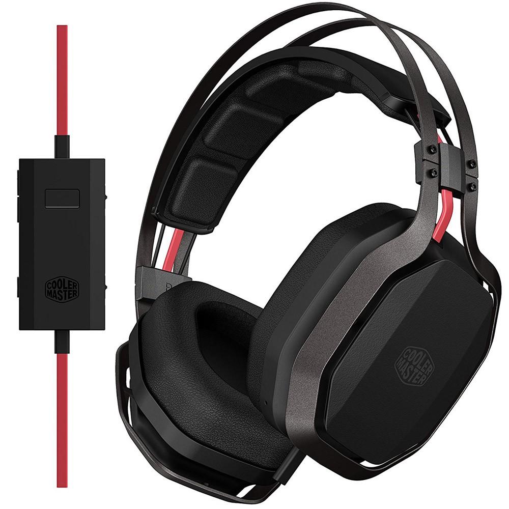 Headphone Gamer 7.1 Master Pulse Pro SGH-8700-KK7D1 - Coolermaster
